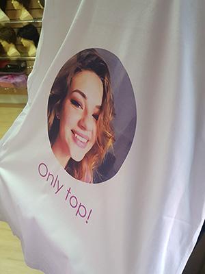 Летние женские футболки недорого в Москве Print.StuidoSharp.ru