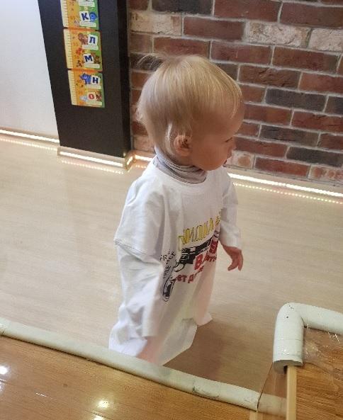 Именной свитшот на детской футболке в Print.StudioSharp