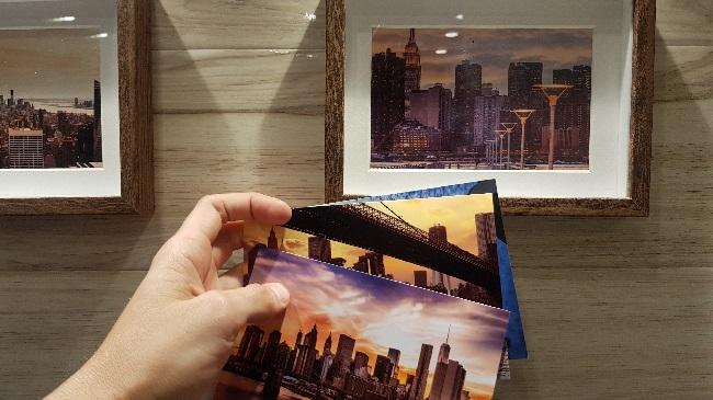 Печать фото дешево в Москве