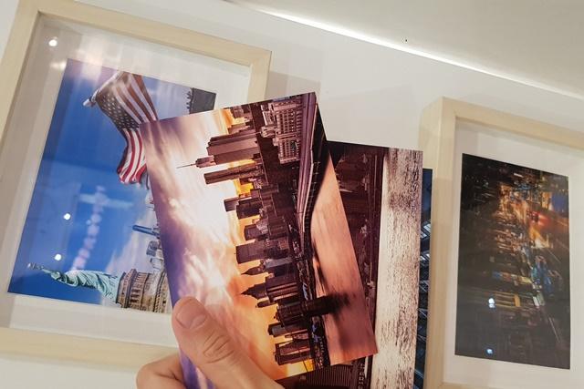 Печать фотографий 10х15 дешево в Москве