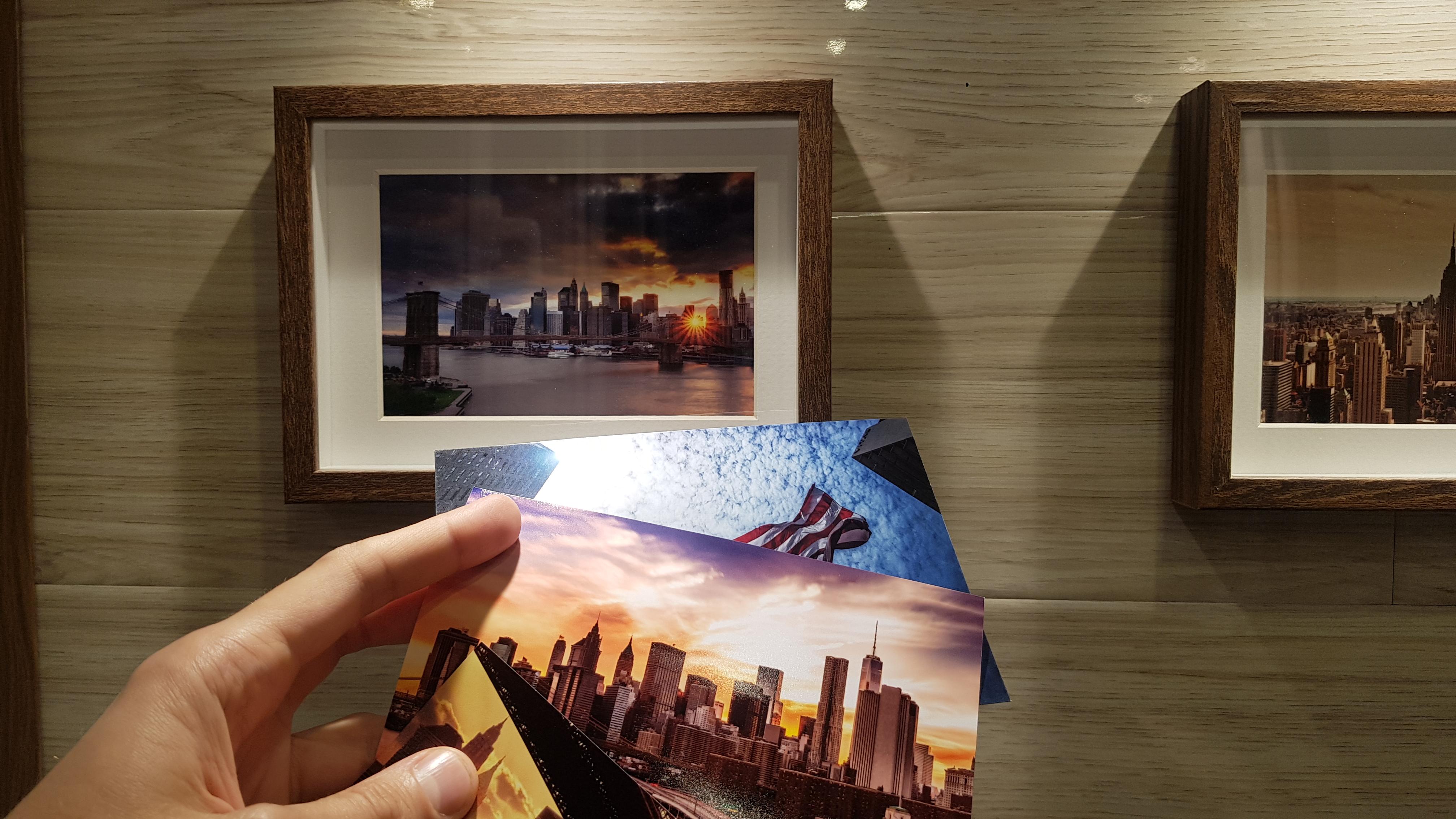 Печать на фото А4 в Москве Print.StudioSharp.ru