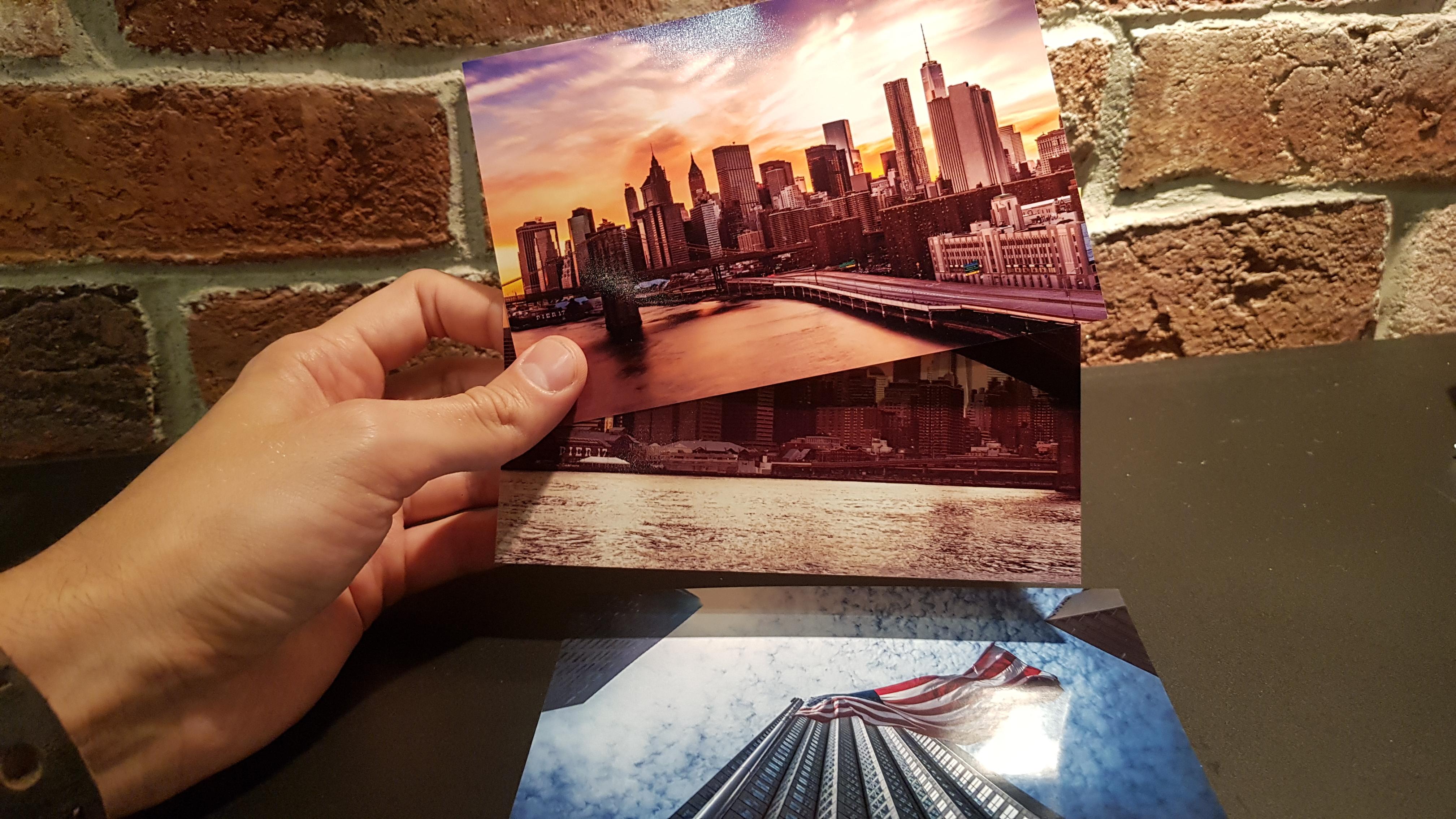 Печать фото в Москве за 12 рублей