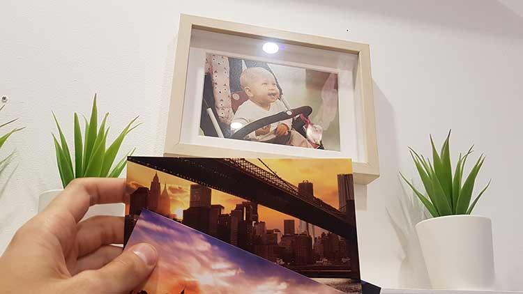 Печать фото на буымаге разных размеров