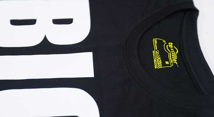 Срочная печать на футболках в Москве за 790 рублей