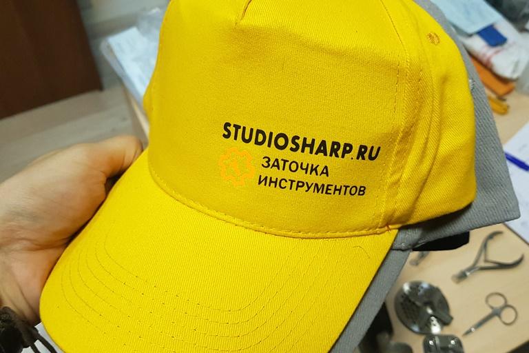 Печать на толстовках в Москве недорого