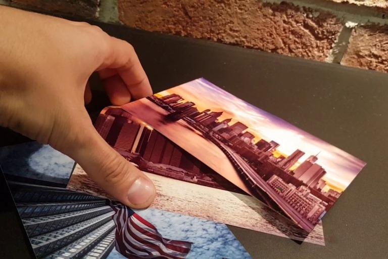 Распечатать фото в Москве