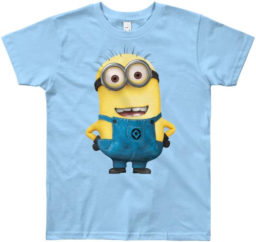 Печать логтипа на детских футболках | Print.StudioSharp.ru