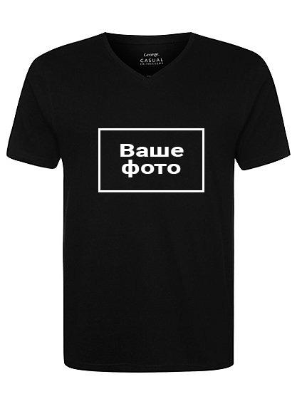 Печать на черных футболках в Москве недорго от 400 руб.