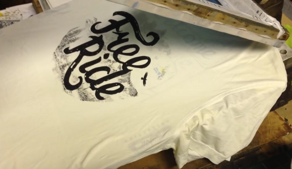 Печать на футболках дешово в Москве | Print.StudioSharp.ru