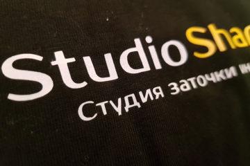 Футболки с логотипом недорого в Москве Print.StudioSharp.ru
